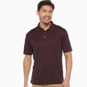 NWT‼️ Haggar Moisture-wicking Polo Shirt